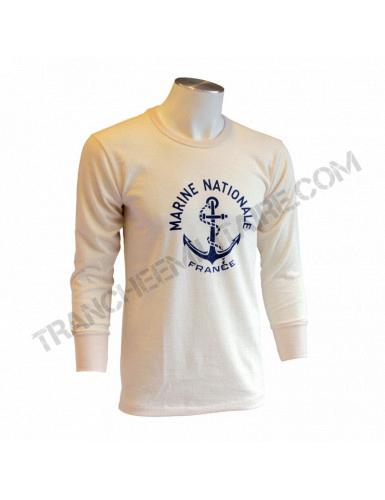 Maillot Marine Nationale