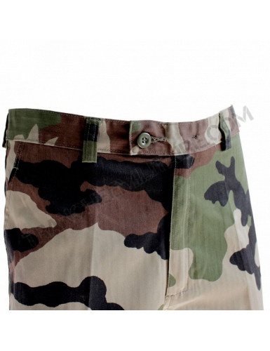 Short Armée française camouflage CE (neuf)