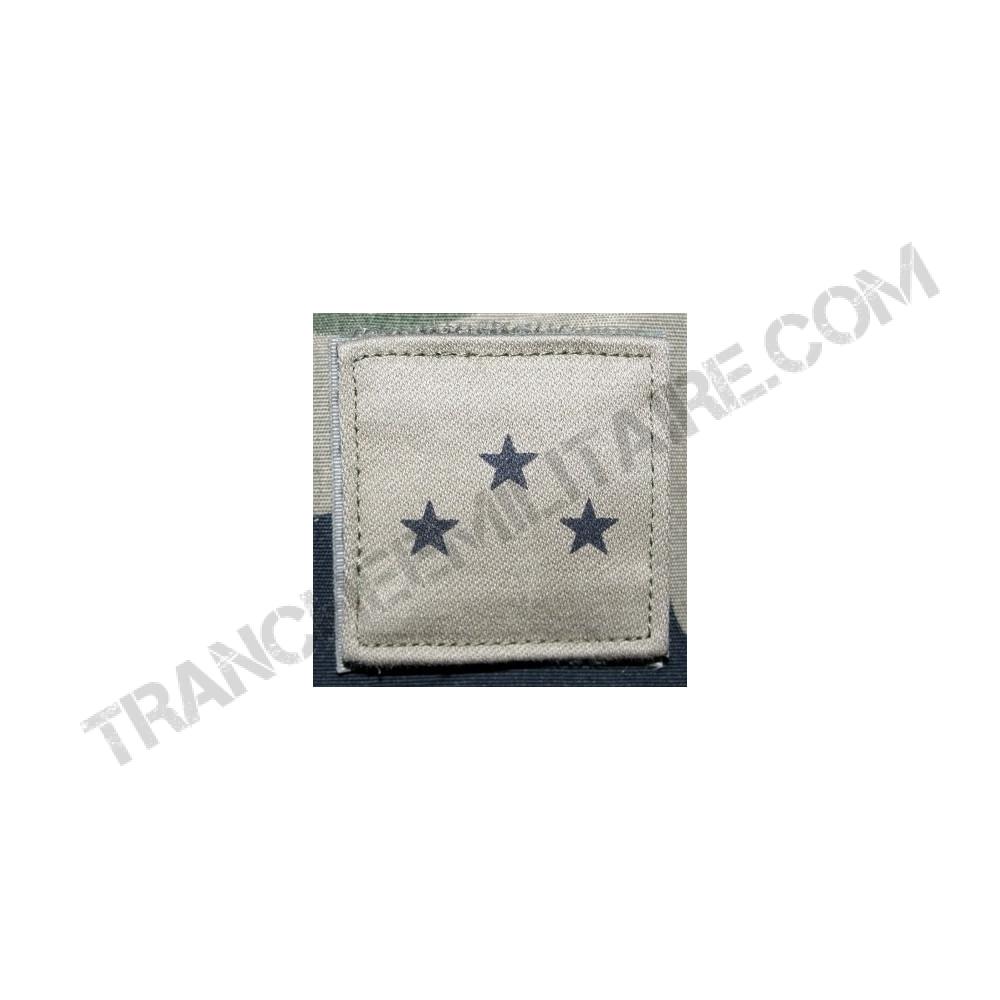 Grade Général division d'armée 3 étoiles