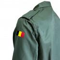 Veste kaki Armée belge