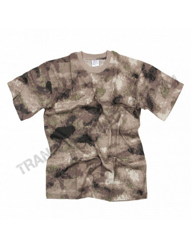 T-shirt camouflé RECON 101 INC
