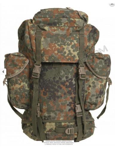 Sac à dos Flecktarn Armée allemande (original)