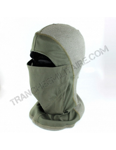 Cagoule thermostable