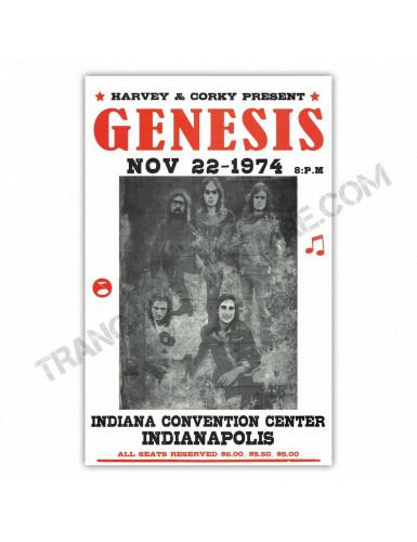 Affiche Genesis