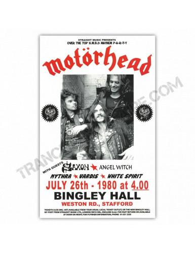 Affiche Motörhead