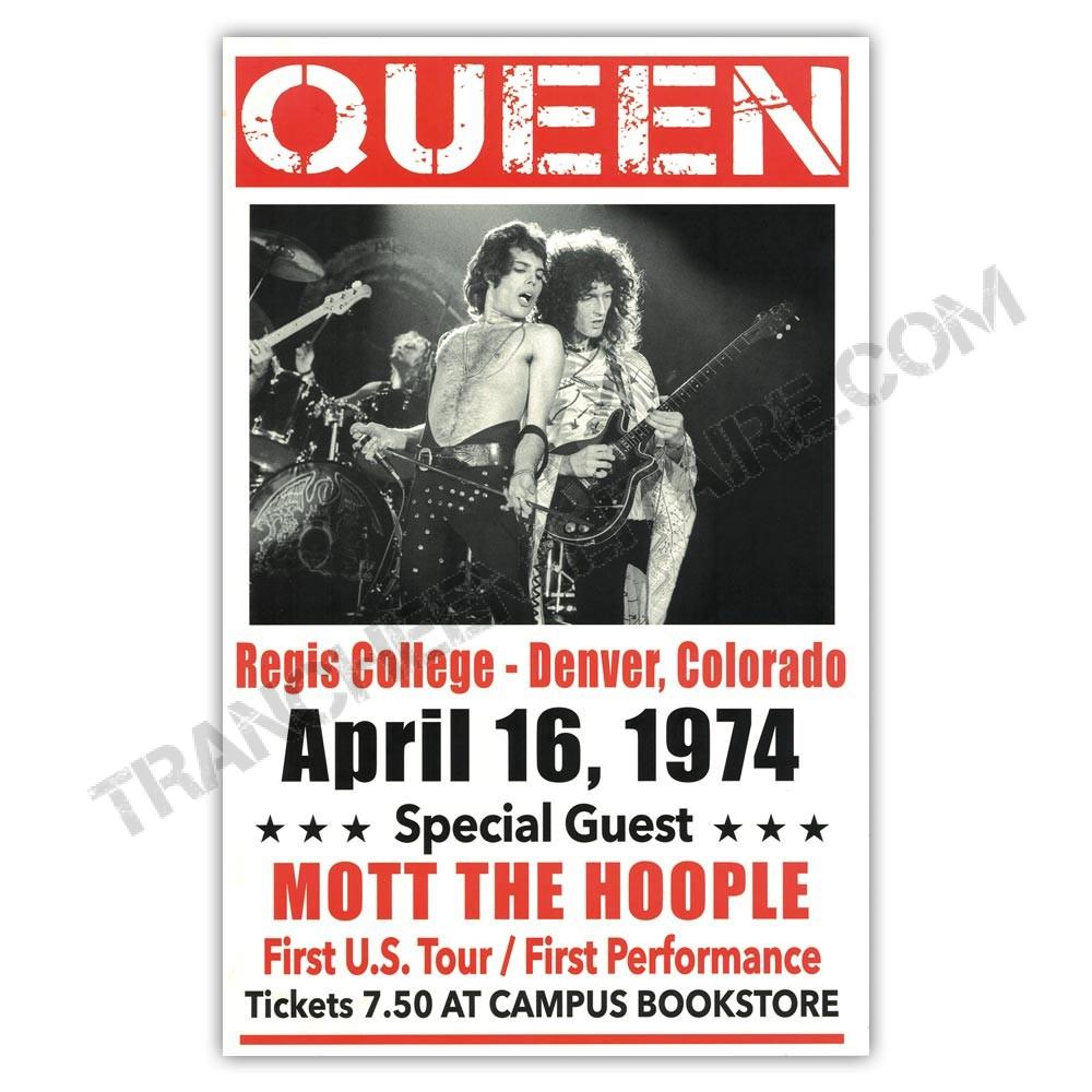 Affiche Queen