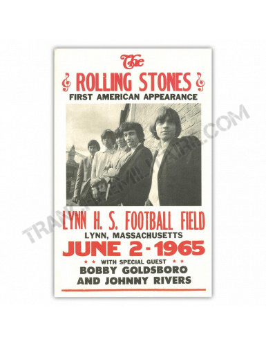 Affiche The Rolling Stones