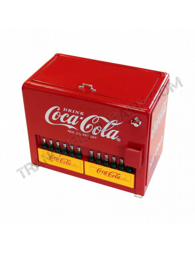 Distributeur Coca-Cola musical (armoire)
