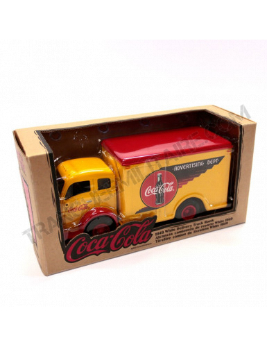 Camion Coca-Cola tirelire