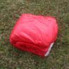 Voilure de parachute ROUGE style parapente