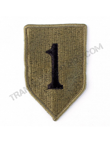 Patch 1st Infantry Division