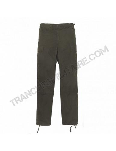 Pantalon BDU Forces RIPSTOP (vert)