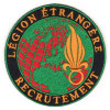 Badge Recrutement Légion