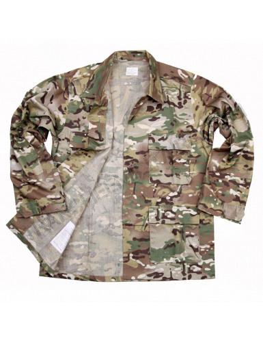 Veste BDU US Army (multicam)