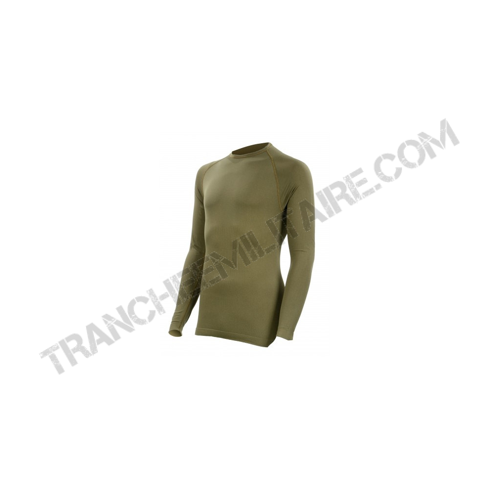 Tee-shirt thermorégulant Technical Line Summit Outdoor (coyote)