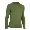 tee-shirt 1ère peau micro aéré Summit Outdoor (vert)