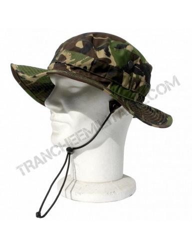 Chapeau de combat tropical anglais