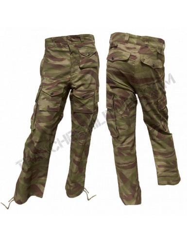 "Pantalon de saut 47/52 camouflage ""Lézard"""