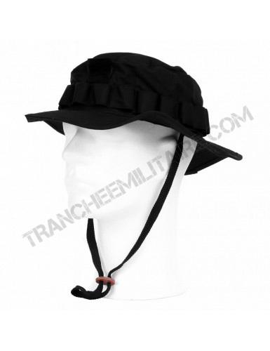 Chapeau Tactical 101 Inc. en Ripstop (noir)