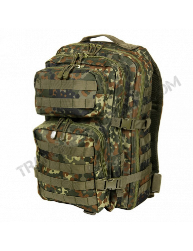 Sac à dos Mountain 101 Inc. Flecktarn (36L)
