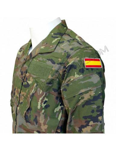 Tenue de combat Woodland des Forces Armées Espagnoles