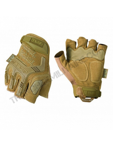 Mitaines d'intervention Mechanix M-pact (tan)