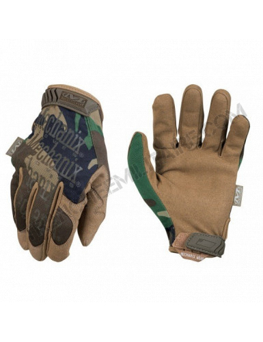 Gants de palpation Mechanix Original (CE)