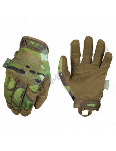 Gants de palpation Mechanix Original (multicam)