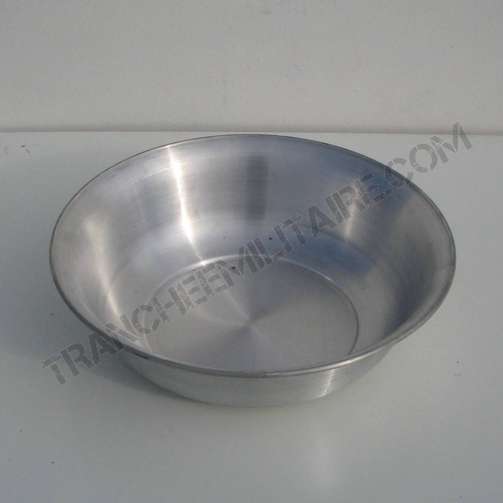 Récipient en aluminium