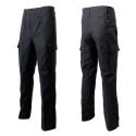 Pantalon Moleskine Armée allemande (noir)