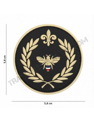 Patch 3D PVC Napoléon (noir)