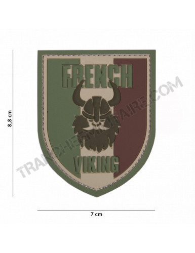 Patch 3D PVC French Viking BV