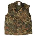 Gilet de combat camouflage flecktarn