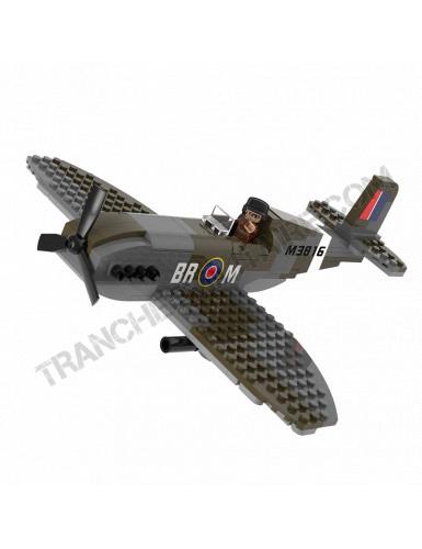 "Briques Sluban ""Spitfire Supermarine"" (M38-70071)"