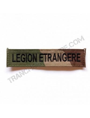 Bande patronyme Légion Etrangère