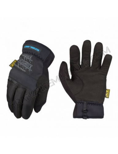 Gants de palpation pour temps froid Mechanix Fastfit Insulated
