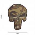 Patch 3D Punisher (multicam)