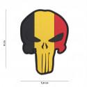 Patch 3D Punisher (Belgique)