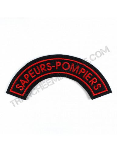 Arc de bras Sapeurs-Pompiers