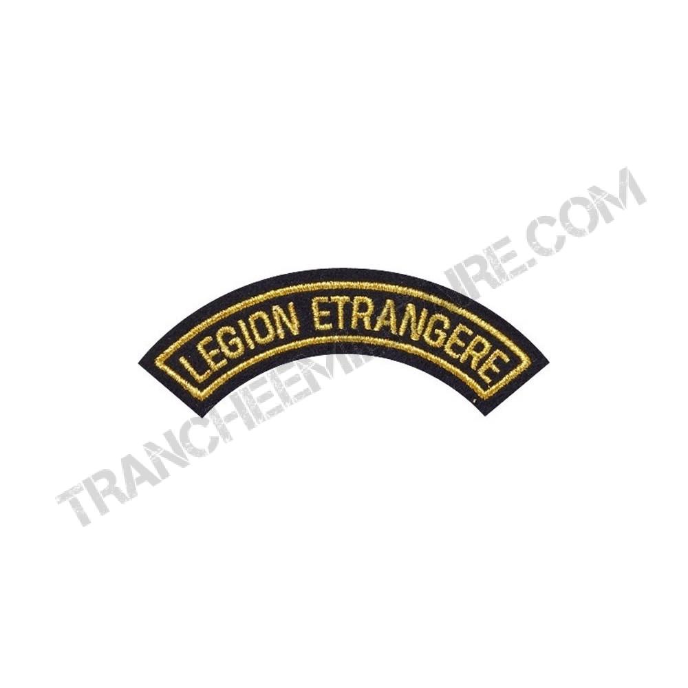 Arc de bras Légion Etrangère (OR)