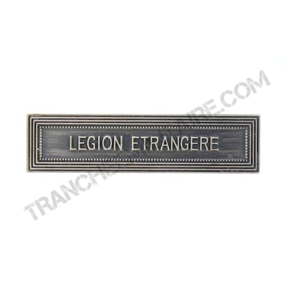 Agrafe ordonnance Légion Etrangère