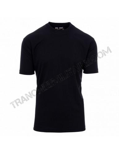T-shirt tactique 101 Inc. séchage rapide (noir)