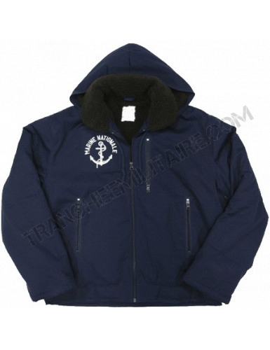 Blouson/veste de quart Marine Nationale