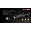 Lampe tactique rechargeable Klarus XT12S LED - 1600 lumens