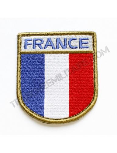 Ecusson France réglementaire