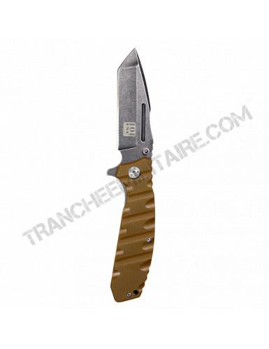 Couteau Furtif 101 Inc (coyote)