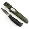 Couteau MORA Armée suèdoise (lame carbone)