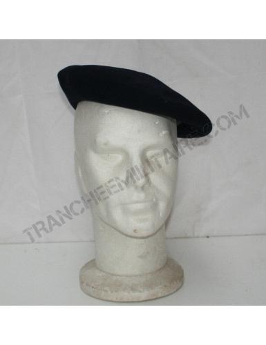 Béret TTA bleu marine Armée française