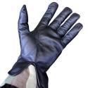 Gants de Combat Armée de l'Air française paume cuir (neufs)