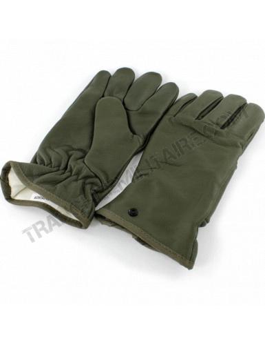 Gants en cuir Armée française (originaux)